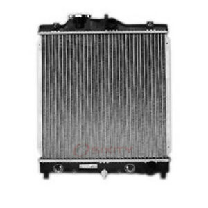 Tyc Radiator Assembly 1992 2000 Honda Civic 1 6l L4 Oj