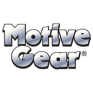 Motive Gear Ring And Pinion Gear Install Kit Gm 8 5 10 Bolt Front rear 1999 on