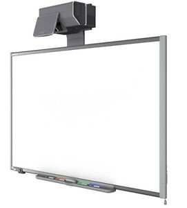 87 Sbd685 Smart Board Dual Touch And Projector Ux60 Complete Warranty