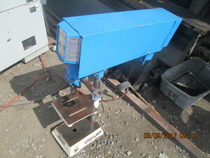 ROCKWELL DELTA RADIAL DRILL PRESS MODEL 32 FOR PARTS_AS-IS