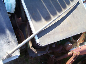 Vintage Oliver 770 D Row Crop Tractor hydraulic Pump Pto Shaft