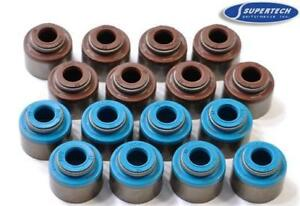 Supertech Viton Valve Stem Seals For Integra Ls Rs Non Vtec B18a B18b B20b B20z