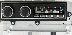 1970 74 Mopar E Body Am Fm Stereo Radio 70 71 72 73 74