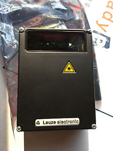 Leuze Laser Barcode Scanner Bcl 40 S F 100 50028921 With Ma10 Module And Bracket