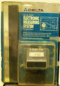 Delta Electronic Measuring System For Wood Planers P n 32 011 New