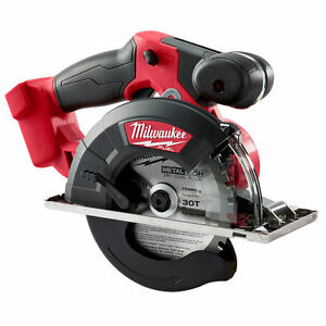 Milwaukee 2782 20 M18 Fuel 5 3 8 Metal Saw bare Tool Only