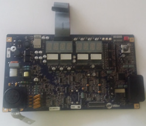 Miller Circuit Card Assy displ Invision 350 Mpa 246194