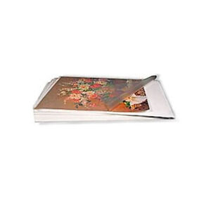 Menu Size 5mil Laminating Pouch Boards Laminate And Mount