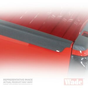 New Westin Wade Tailgate Cover 94 04 S10 S10 Pickup Cap Protector Chevrolet Vm