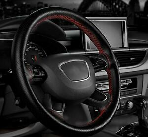 Dodge All Models Bicast Leather Steering Wheel Cover New