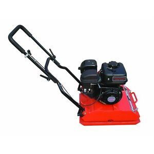 6 5 Hp 6 1 2 Hp Compact Vibrator Plate Compactor Tamper new Free Truck Ship