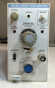 Tektronix Am503 Parts