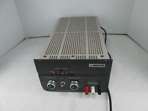 Lambda Lq 532 Regulated Dc Power Supply Lq532 0 40v Output 5 0a Max