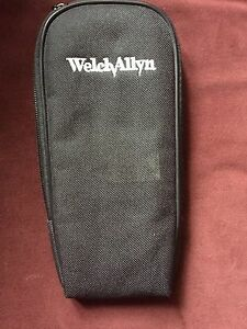 Welch Allyn Pocket Junior Otoscope ophthalmoscope Set With Case Barely Used