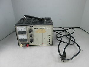 Kikusui Electronics Corp Model Pab 32 3 Regulated Dc Power Supply Sn 48026987