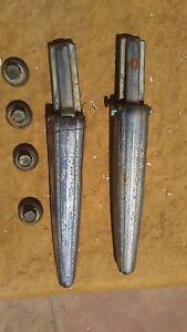 Packard Studebaker Lincoln Cadillac Buick Oldsmobile 1941 1934 Trunk Brackets