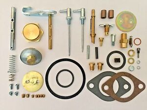 John Deere G Tractor Major Dltx 51 Big Nut Carburetor Repair Kit