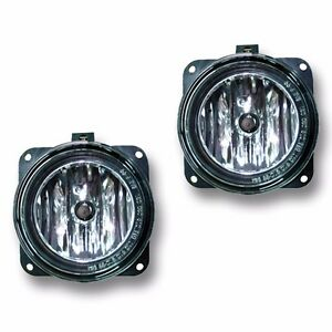 Fits Ford Escape Focus Mustang Driver Passenger Fog Light Lamp Assembly 1 Pair