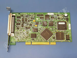 National Instruments Pci 6013 Ni Daq Card Multifunction Analog Input