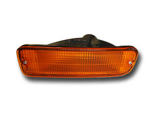 Fits Toyota Tacoma Driver Left Side Amber Front Bumper Signal Light Lamp Lh