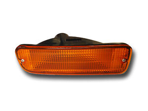 Fits Toyota Tacoma Right Passenger Side Amber Front Bumper Signal Light Lamp Rh