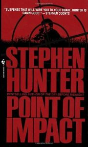 Point of Impact Bob Lee Swagger by Stephen Hunter $4.49
