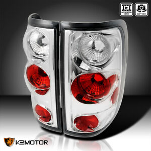 2004 2008 Ford F150 F 150 Stop Rear Brake Lamps Tail Lights L R Replacement