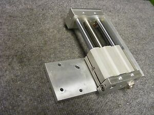 Smc Rodless Cylinder Actuator Cat No Ncdy2s15l 0300 a73l 15mm Bore 3 stroke