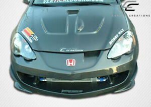 Carbon Creations Type M Hood 1 Piece For Rsx Acura 02 06 Ed102622