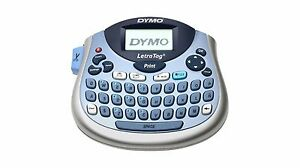 Silver blue Dymo Label Maker