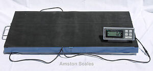 400 X 0 1 Lb 38 X 20 Inch Heavy Duty Digital Scale Platform Shipping Bench New