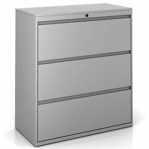 Trendway 3 drawer Lateral Filing Cabinet