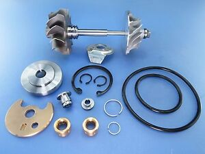 Mitsubishi Colt 1 6 G32b Td04 09b Turbo Charger Comp Wheel Shaft Rebuild Kit