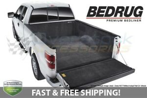 2015 2018 Chevy Colorado Gmc Canyon Bedrug 6 2ft Truck Bed Carpet Liner Mat