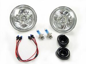 Dot Approved Hid Angel Halo Xenon Look Headlights For 1997 2006 Jeep Wrangler Tj
