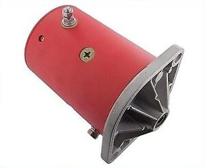 New Western Snow Plow Motor Lift Pump Mkw4009 1981 up