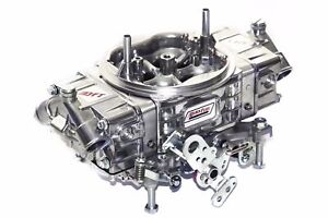 Quick Fuel 750 Cfm Carburetor W O Choke Dual Feed Double Pumper Sq 750