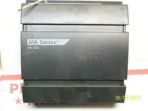 I a Series Mnl 200 Control Controller