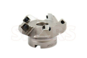 Cnc 2 1 2 45 Indexable Face Mill Seht 43 Insert 5fl W certificate Save 137 P