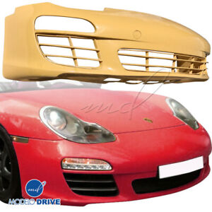 Modelodrive Frp Rs93 Front Bumper 4pc For Porsche Boxster 986 97 04