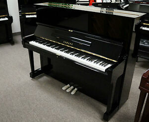 Used upright piano for sale disc sanders for Used yamaha u1 price