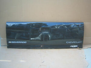 Chevrolet Silverado Tailgate Rear Tail Gate Oem Factory 1999 2000 2001 2003