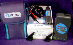 New Metrel Line Tracer Mi 2093 Cable Tester Voltage Finder Pipe Locator Utility
