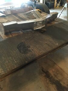 1966 Cadillac Front Bumper Chrome Grille Nose