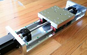 Heavy Duty Cnc Linear Stage Actuator 12in 300mm Travel Original Hiwin us Made