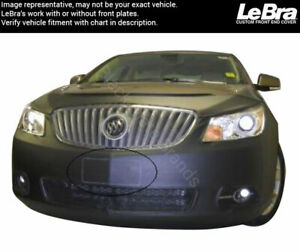 Lebra Front End Mask 551228 01 Fits Buick Lacrosse 2010 2011 2012 2013