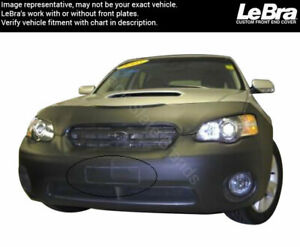 Lebra Front End Mask 551244 01 Fits Subaru Outback 2005 2006 2007
