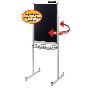 Justick By Smead Promo Stand Double Side 24 w X 36 h 02594