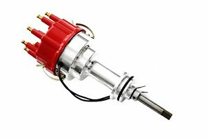 Small Block Chrysler Mopar 318 340 360 Cnc Pro Billet Distributor