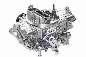 Quick Fuel 600 Cfm Carburetor W Electric Choke Dual Feed Double Pumper Hr 600